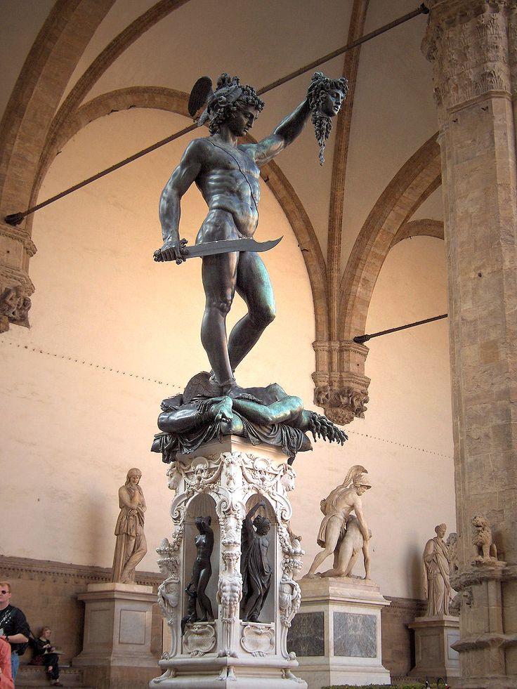 Firenze.Loggia.Perseus01