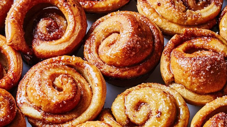BA's Best Morning Buns == Too many morning buns for your crowd? This recipe halves easily.