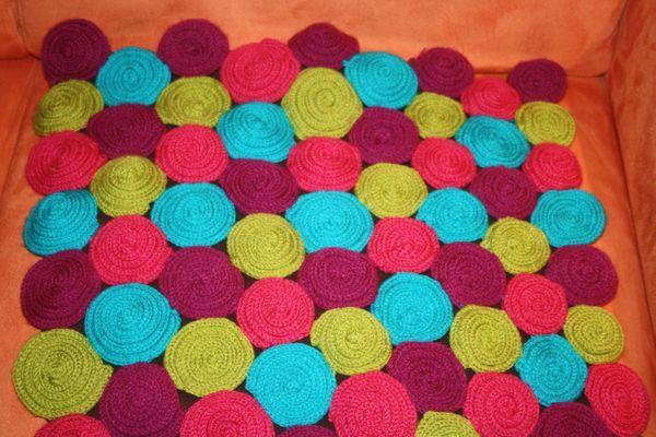 Tuto plaid tricotin