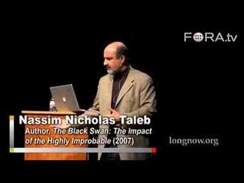 Taleb & the Black Swan - A MUST read