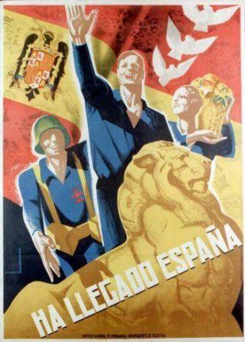 Ha llegado España (Bando Nacional)