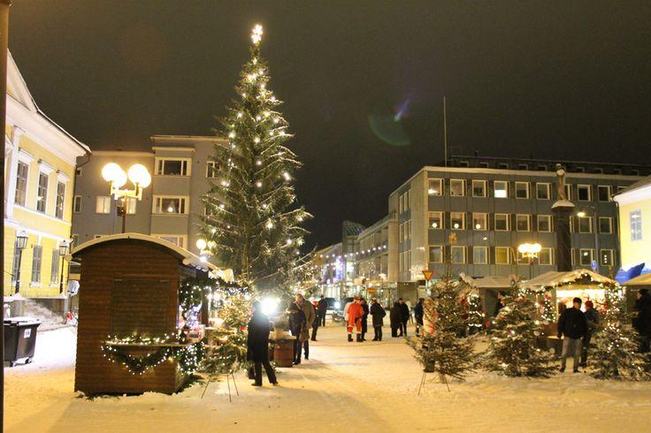 Vanhankaupungin Joulumarkkinat, Kokkola, Finland