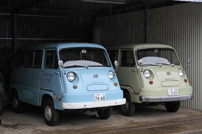 1965 & 1964 Subaru Sambar