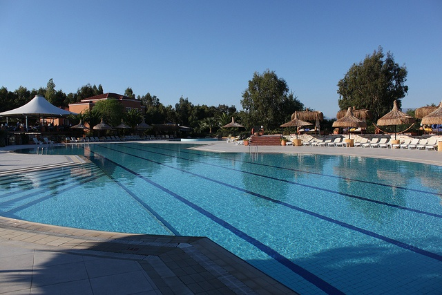 Foca Beach Holidays, Turkey    Neilson Phokaia occupies a fantastic beachfront location overlooking a beautiful bay where you will find excellent sailing conditions. Spacious, with a wonderful large swimming pool set close to the beach, Phokaia is a firm favourite with returning Neilson guests.