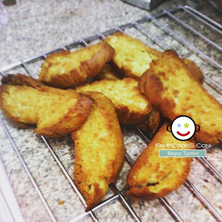 #Συνταγή : Παξιμαδάκια λαδιού!  Από την #κουζίνα του χρήστη Μαρια Τριπλη στο #famecooks ! ------  #φαγητό #παξιμάδια #μαγειρική #συνταγές #recipes #greekrecipes #food #cooking #greekfood #greece