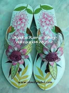 #Sandal Ethic 3cm made in Bali-Indonesia#