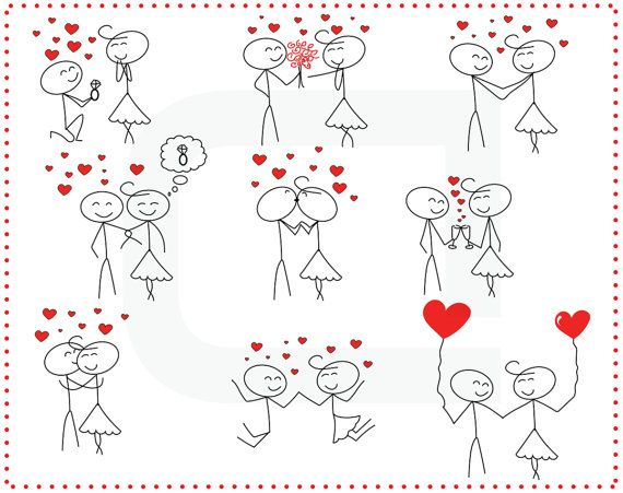 Stick Figure Wedding Invitations: 71 Best Wedding/1st Communion Invitation Images On