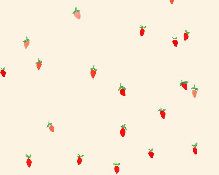 Tiny Strawberry - Emily Isabella