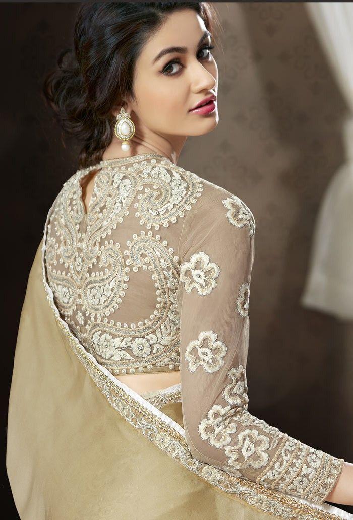 Designer Saree Blouse More