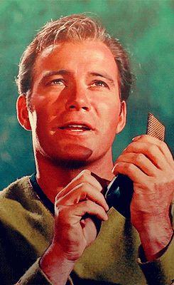 James Tiberius Kirk (William Shatner)  #kirk #startrek