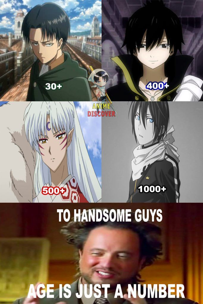 Age Is Just A Number After All Anime Memes Otaku Funny Anime Pics Anime Life