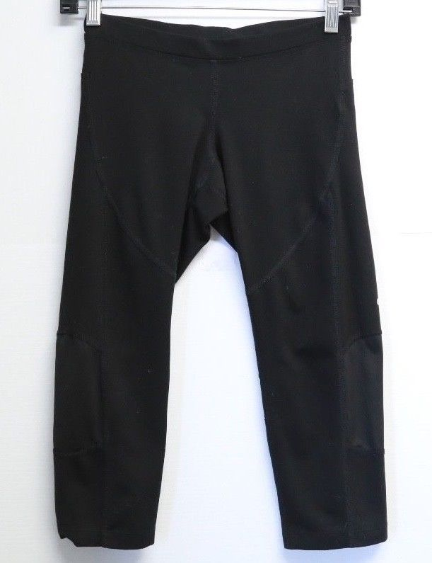 d984e59c83acb0 Women's Old Navy Active Fitted Capri Workout Pants Running Yoga XS w/Pocket
