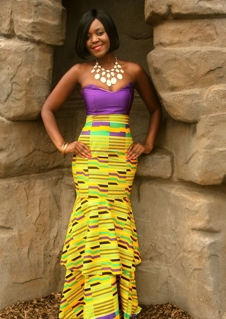 17 Best Images About African Clothing On Pinterest