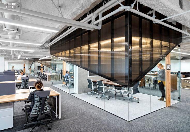 以上および上:スタジオO + Aはユーバーのために本社をデザイン