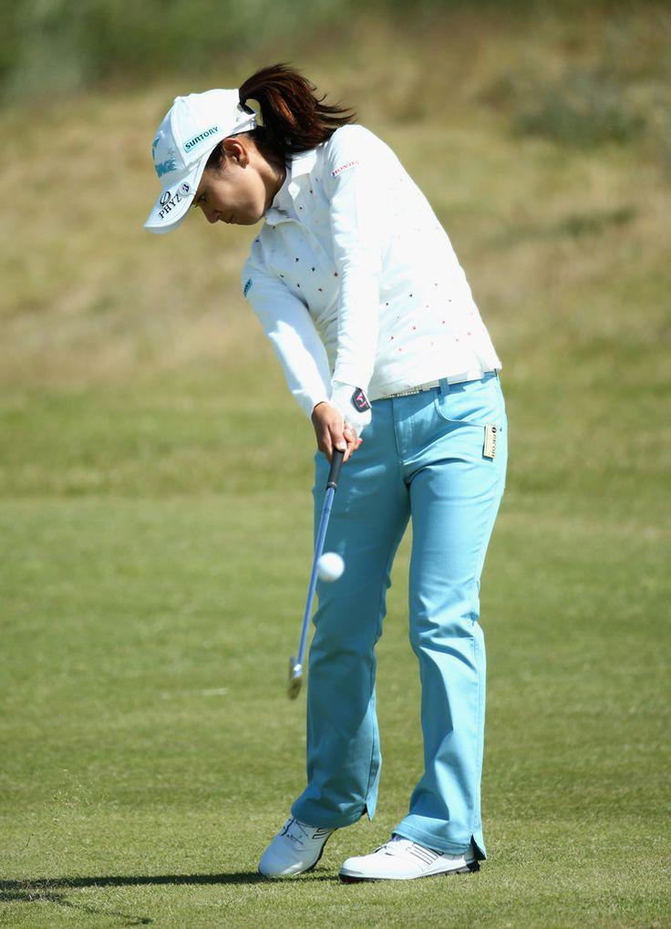 Ai Miyazato Photos: Ricoh Women's British Open: Previews