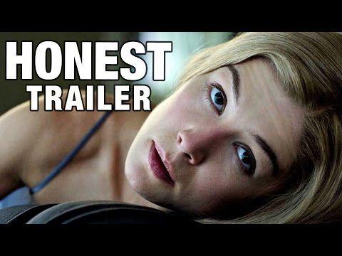 Honest Trailers - Gone Girl - YouTube