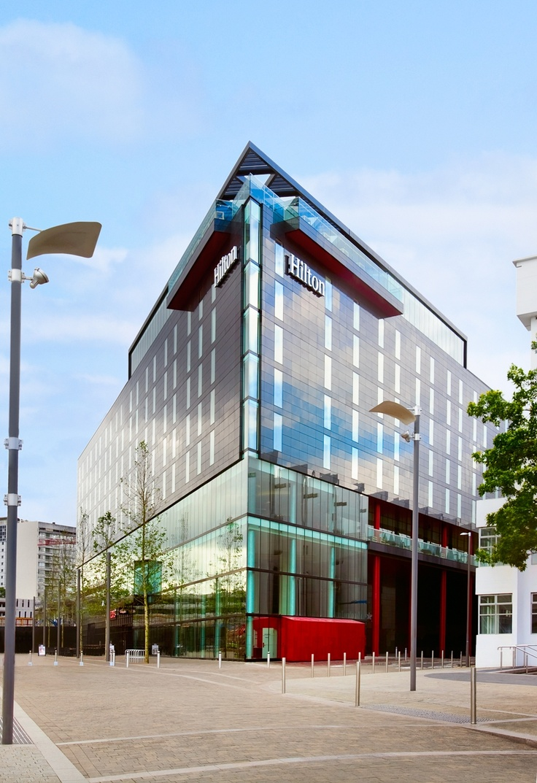 Hilton London Wembley Exterior