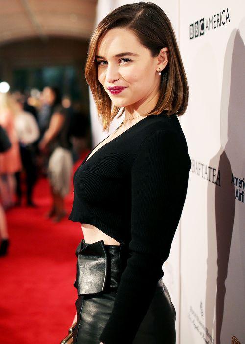 Adoring Emilia Clarke