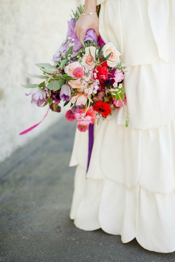 Designer Spotlight: Kelsey Genna | Flowers by Yvette Edwards
