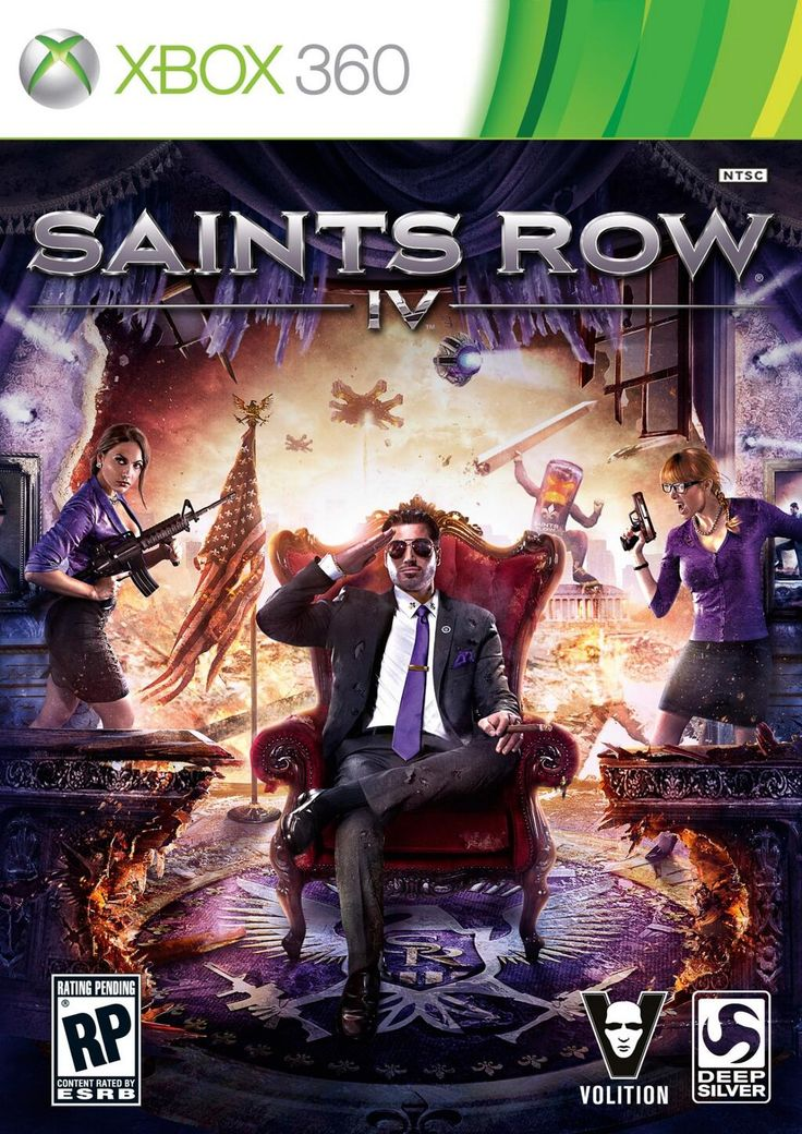 Saintu0027s Row IV coming out for PlayStation