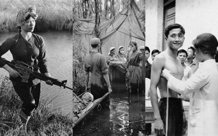 Вьетнамская война: фотографии неизвестности