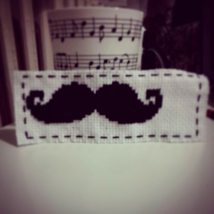 everybody must love moustache! ;)