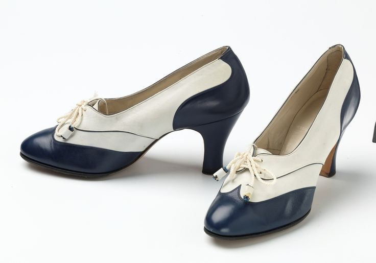Shoes, 1930-1938 | vintage 1930s heels pumps | 30s shoes