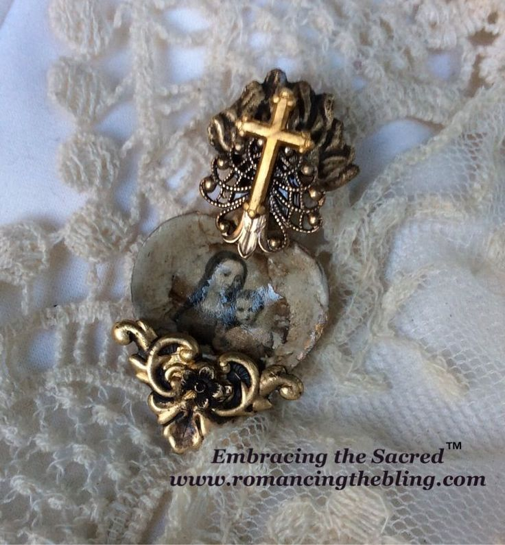 WIP from the Bench of Romancing The Bling Embracing the Sacred™ by Debby Anderson ~  ~ 2015 Collection ~ https://www.etsy.com/shop/RTBStudio?ref=hdr_shop_menu