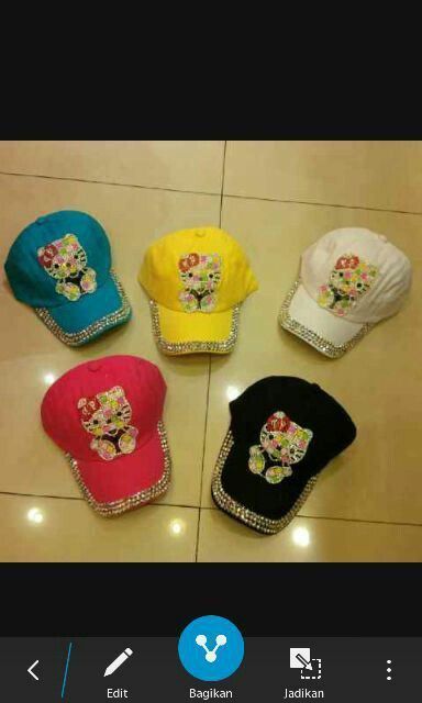 #topi #hellokitty #blink @ 160.000