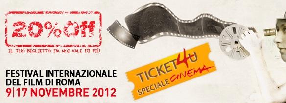 Presenta il tuo biglietto acquistato per il festival e Villa Pirandello ti offrirà il 20% di sconto sul tuo soggiorno!