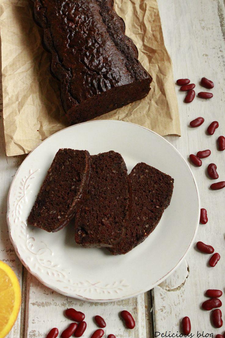 Cokoladovy chlebik bez muky