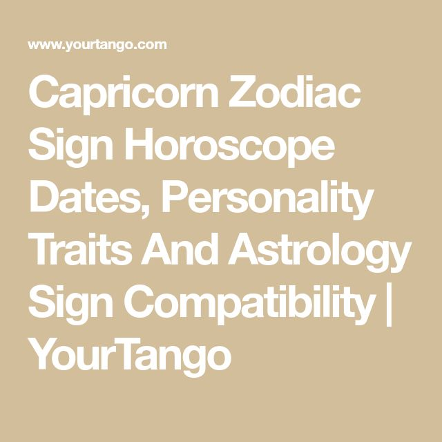 horoscope dates and signs compatibility