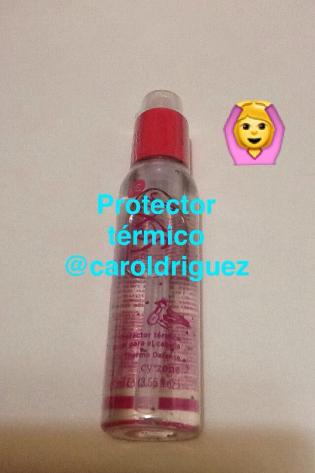 Protector térmico @caroldriguez