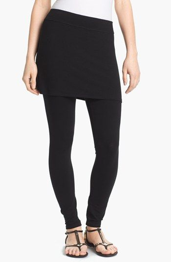 """Eileen Fisher Skirted Ankle Leggings. Finally first time I can say """"My Style"""""""