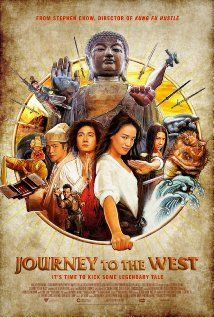 Journey to the West: Conquering the Demons (2013) Stephen Chow directs; starring Qi Shu and Zhang Wen. Hopefully it's amazing.
