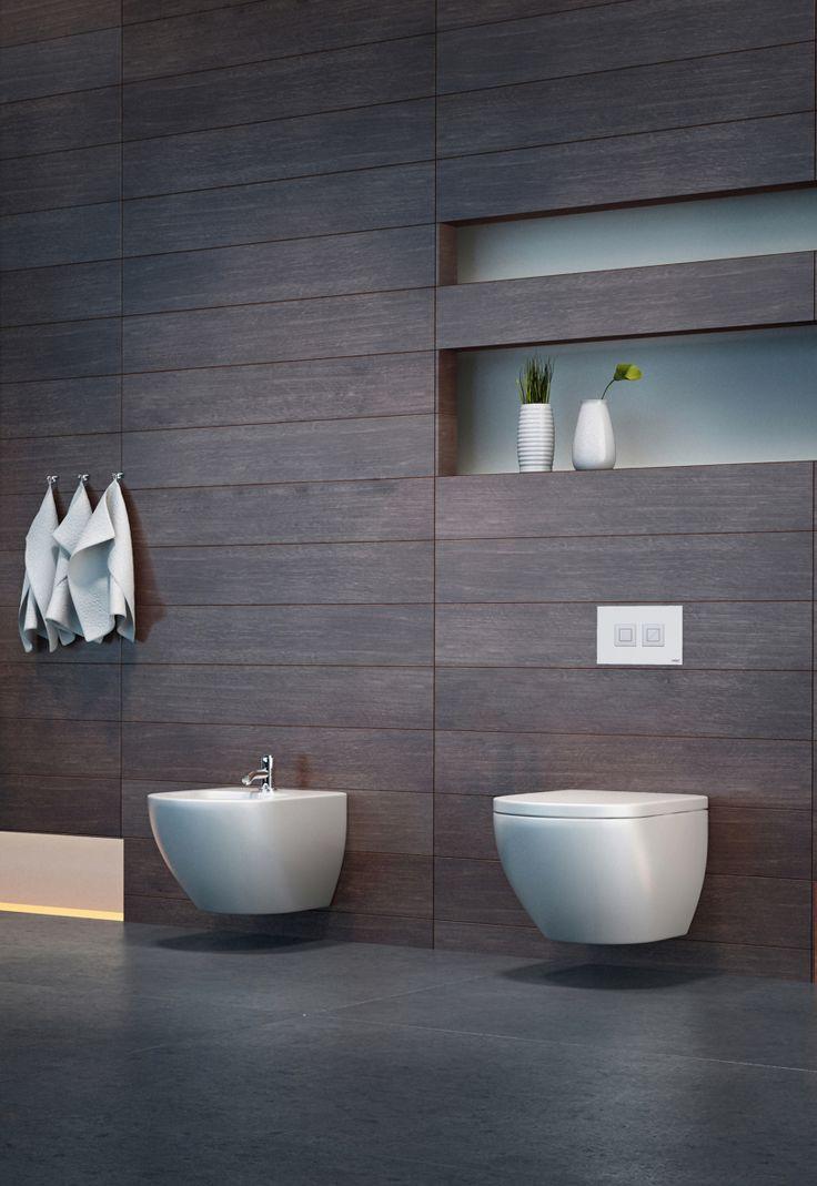 Italian bathroom fittings - Valsir Design Push Plates For An Elegant Bathroom Valsir Spa Is An Italian Producer Of