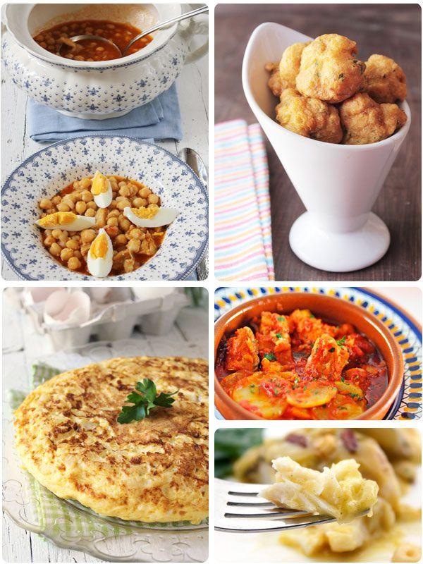 Recetas de bacalao. Os traemos 5 recetas de bacalao muy conocidas: receta de bacalao al pil-pil, tortilla de bacalao, receta de buñuelos de bacalao, bacalao a la vizcaína y garbanzos con bacalao