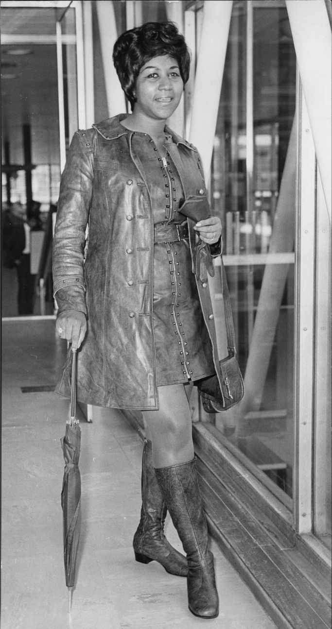 Aretha Franklin S Best Shoe Style Through The Years Aretha