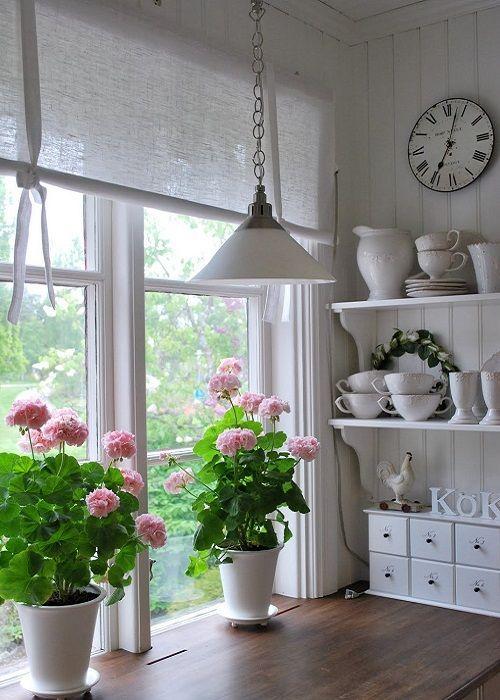 Dekoracje do kuchni w stylu folk