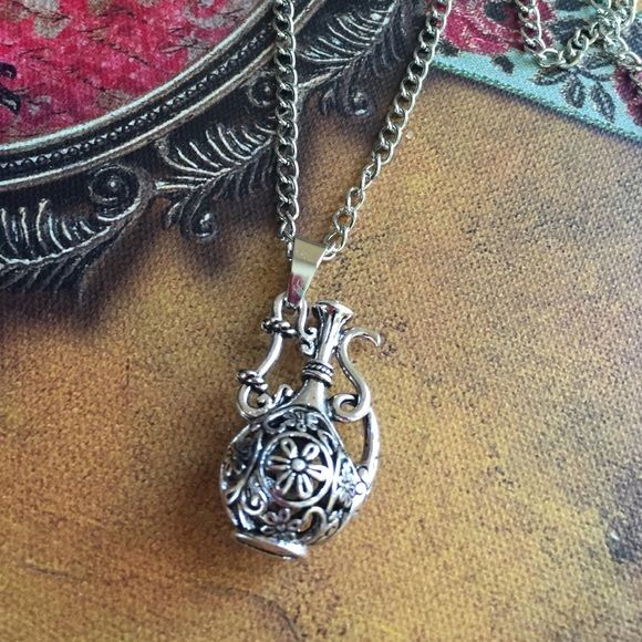 Genie Bottle Necklace: 17 Best Images About Genie Bottle On Pinterest