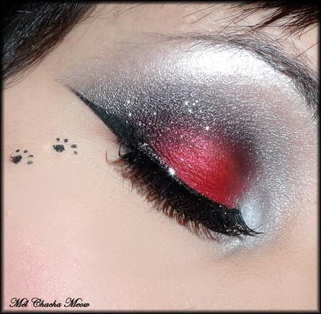 Classy Red ! http://www.makeupbee.com/look_Classy-Red-_43785