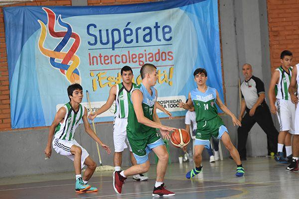 Deporte, Recreación y Cultura, agilizó el trámite para la contratación del operador logístico para Juegos Supérate Intercolegiados 2017.