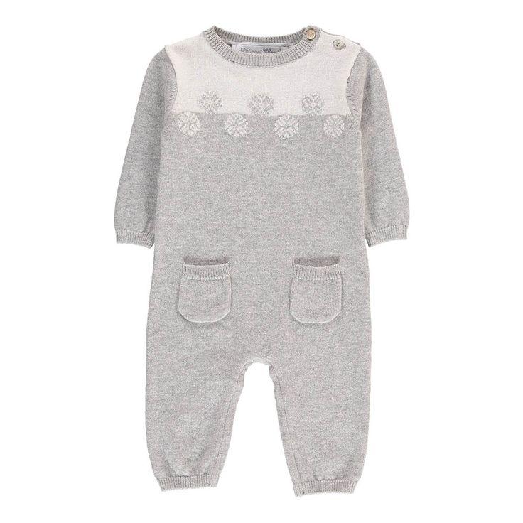 Snowflake Cashmere & Cotton Jumpsuit-product