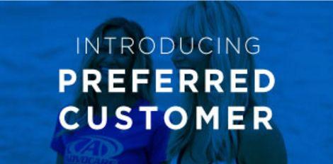 NEW AdvoCare Preferred Customer program