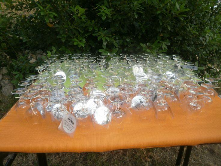 Pour ne pas perdre son verre, et à la place des dragées : un Dropstop pour chaque invité