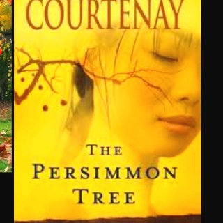 The Persimmon tree by Bryce Courtney, loved it