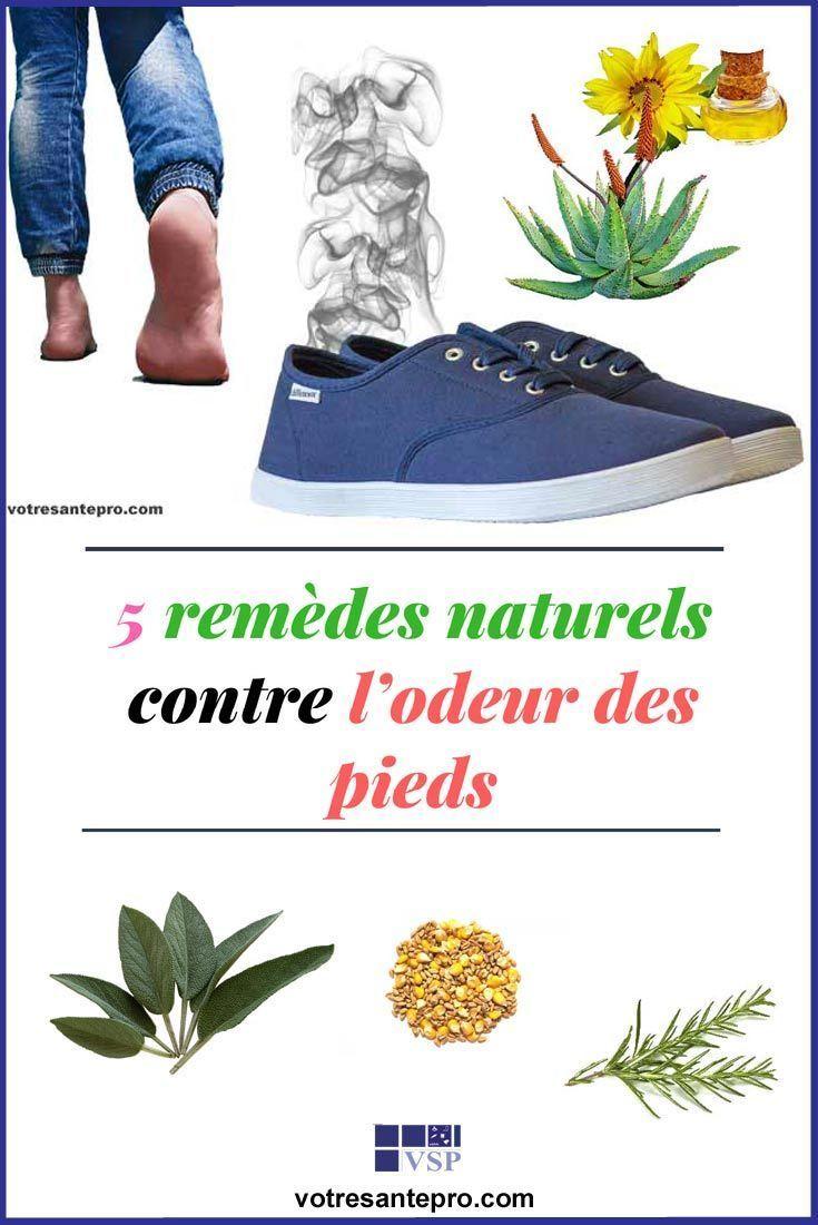 5 Remedes Naturels Contre L Odeur Des Pieds La Sante Naturellement Odeur Pied Transpiration Pied Odeur Des Pieds
