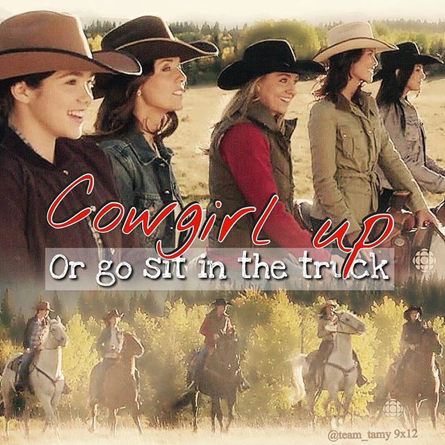 You know the way the likes show on your edits? I have 3 accounts that always show up -they kinda take it in turns @heartland.tamy.fan @heartlanddaily and @the.caffeinated.gilmores Who are your two accounts?? #heartland #iloveheartland #heartlandoncbc #cowgirl #cowgirls #cowgirlup #horses #horse #horseriding #horsebackriding #ambermarshall #michellmorgan #alishanewton #kaitlynleeb #madisoncheeatow #canada #cbc #girlpower