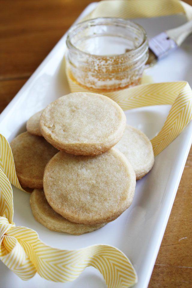 Chewy Honey Cookies