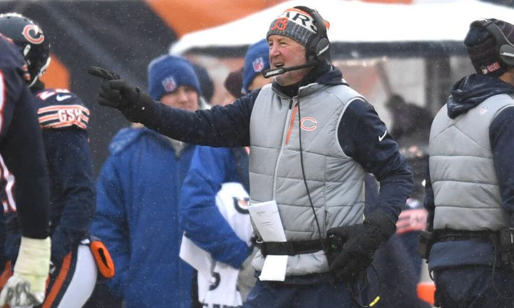 John Fox isn't worried about future with Bears = Chicago Bears head coach John Fox is not worried about his job security with the team, as he says he has always been able to land on his feet in the NFL, according to.....